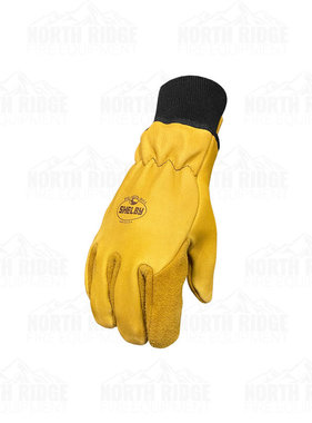 Shelby Glove FDP Big Bull Firefighting Glove w/Nomex® wristlet