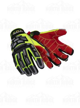 HEXARMOR Impact Resistant EXT Rescue Glove with Velcro Closure