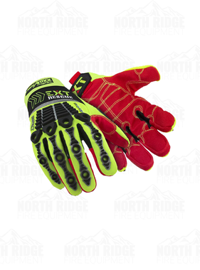 HEXARMOR Cut Resistant EXT Rescue Glove with Velcro Closure