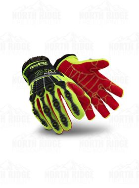 HEXARMOR Debris Cuff EXT Rescue Glove with Velcro Closure