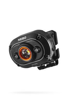 NEBO Mycro RC Headlamp with 400 Lumen Turbo Mode