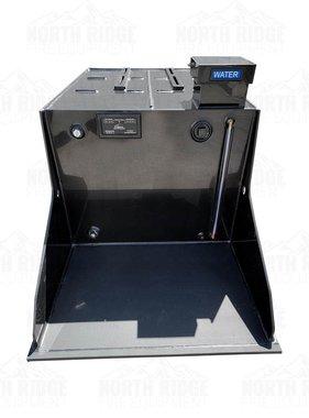 400 Gallon Skid Unit w/Reel Mounts and Tank Mounts, No Foam Cell