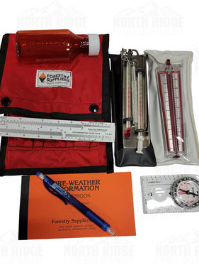 Forestry Suppliers 89088 Fire Weather Instrument Kit
