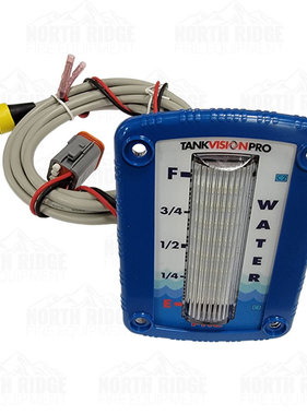 FRC FRC WLA300-B00-R30 Full Size Remote Tank Level Gauge W/30Ft Cable