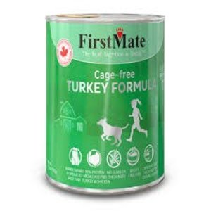 First Mate Canned Food, Turkey