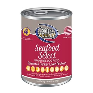 NutriSource Canned Food, Seafood