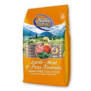 NutriSource Lamb and Pea, Grain Free, 30lb