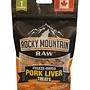 Rocky Mountain Raw Pork Liver Treat, 55g