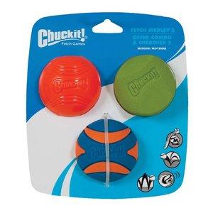 Chuck It! Fetch Medley 2 (3 pack)