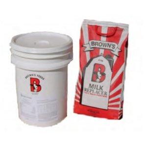 Brown's Milk Replacer 10kg Foal Milk Replacer