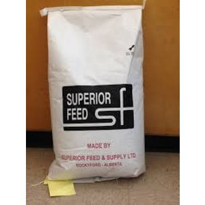 Superior Feeds LTD. Complete Feed (12%)