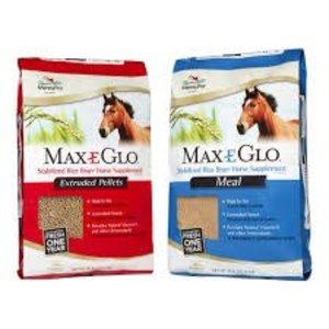 Manna Pro MaxEGlo Rice Bran Pellets