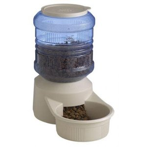 Chow Tower Deluxe Feeder