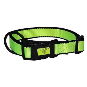 Hamilton Neon 3/4in Adjustable Collar, Yellow