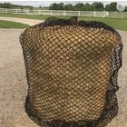 "Sherwood Equine Products Sherwood 1.5"" XL Round Bale Net (5x5,4x6 & 5x6 bales)"
