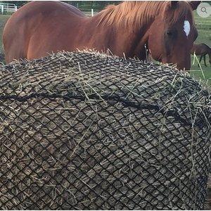 "Sherwood Equine Products Sherwood 1.5"" XL Round Bale Net (5x5,4x6 & 5x6 bales)"