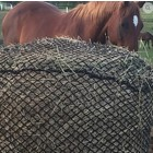 "Sherwood Equine Products Sherwood 1.5"" Jumbo HD Round Bale Net (6x6 or 7x7 bale size)"