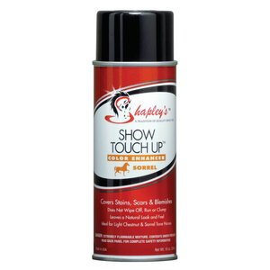 Shapley's Show Touch Up
