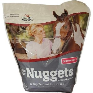 Manna Pro Peppermint Nuggets