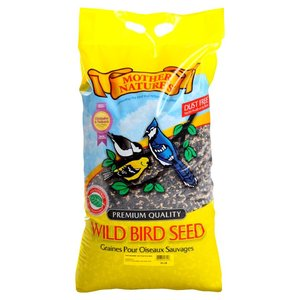 Mother Nature Wild Bird Seed Chickadee/Nuthatch Mix