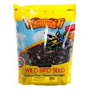 Mother Nature Wild Bird Seed Songbird Mix