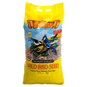 Mother Nature Wild Bird Seed MN Jay & Woodpecker Mix 20lbs