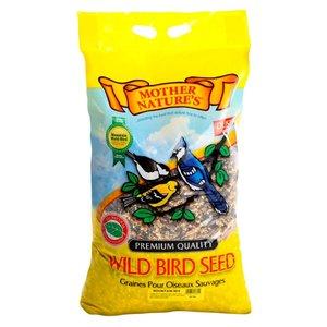 Mother Nature Wild Bird Seed Mountain Multi-Bird Mix, 20lb