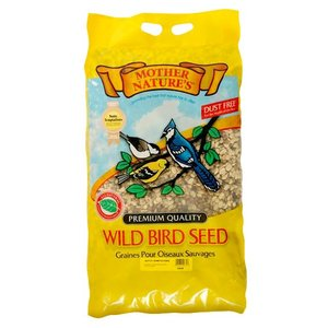 Mother Nature Wild Bird Seed Tree Nuts