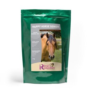 Riva's Remedies Happy Horse Senior