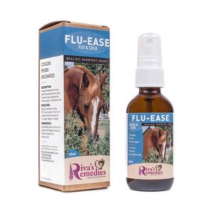 Riva's Remedies Flu-Ease