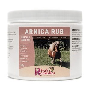 Riva's Remedies 100g Arnica Rub