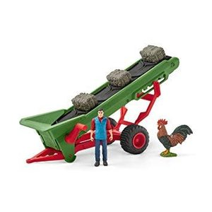 Hay Conveyor w/ Farmer