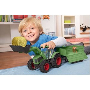 Tractor with Trailer Set