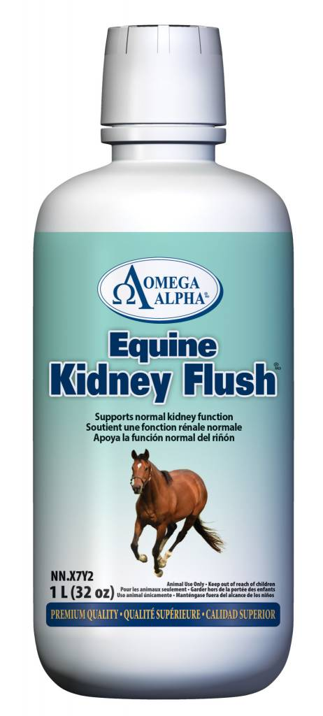 Equine Kidney Flush 1l North Forty Feed Farm Supply