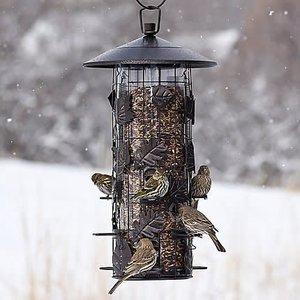 Squirrel Be Gone Feeder