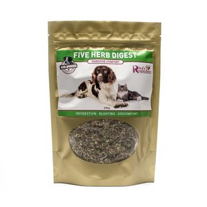 Riva's Remedies Five Herb Digest (Dog and Cat)
