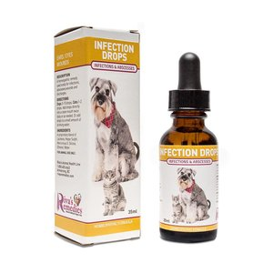 Riva's Remedies Infection Drops (Dog and Cat)