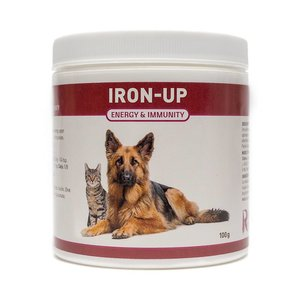 Riva's Remedies Iron Up (Dog and Cat)