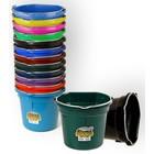Plastic Flatback Bucket