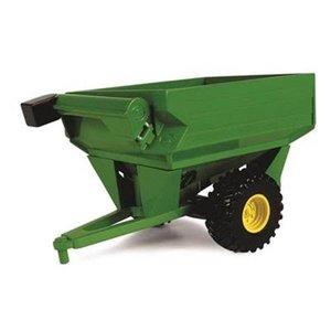 Green Grain Cart
