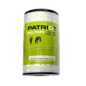"""Patriot 1/2"""" Politape"""