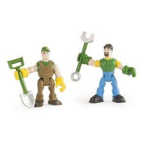 Green Force Figures