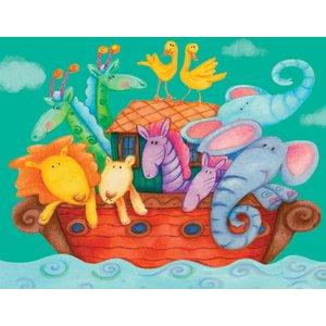 Kids Animal Ark 63pc Puzzle