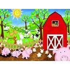 Kids Animal Farm 63pc Puzzle
