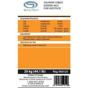 Saltec Sulfur Salt Block