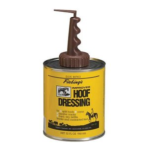 946mL Fiebings Hoof Dressing Refill w/ Applicator