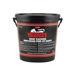 Forshner's Hoof Packing