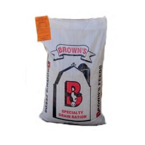 Browns Milk Frosted Grain Flakes
