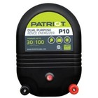 Patriot P10 Dual Purpose Fence Charger