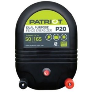 Patriot p20 Dual Purpose Fence Charger